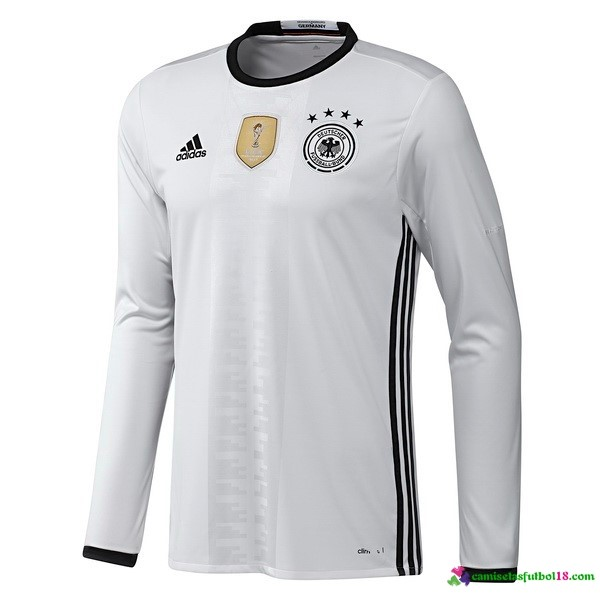 Camiseta 1ª Kit ML Alemania 2016